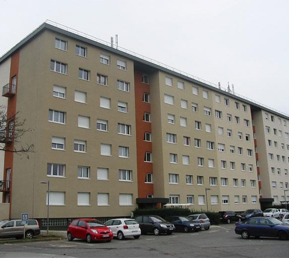 Découvrez les réalisations d'ISO MIÈGE à Seynod près de Chambéry : travaux de façades