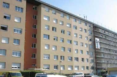 Peinture extérieure de volets, fenêtres, garde-corps, bardages, balcons